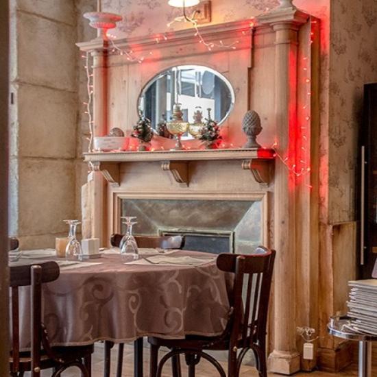 Restaurant Villa D Aubrac