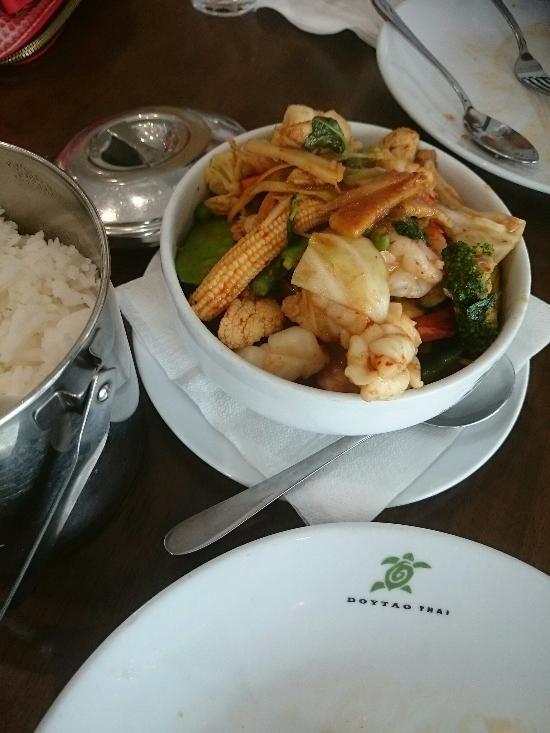 Doytao Thai Restaurant Padstow