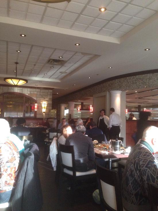 Casa grecque lasalle montr al restaurant avis num ro for Restaurant a lasalle