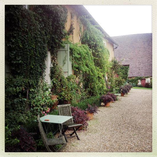 le jardin de marie bewertungen fotos neuilly en sancerre frankreich. Black Bedroom Furniture Sets. Home Design Ideas