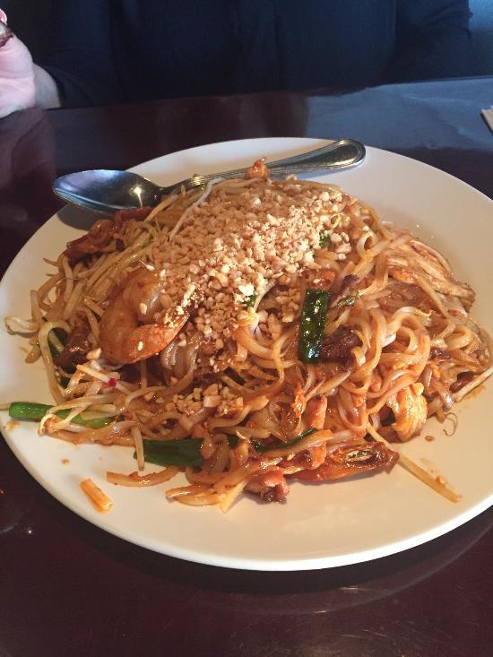 Zenna Thai Restaurant Dallas