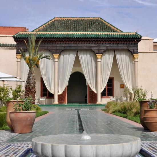 Le jardin secret marrakech morocco top tips before you for Le jardin secret marrakech