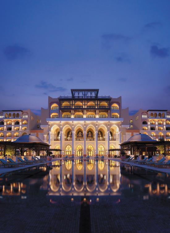 香格裏拉蓋爾尤特鋁巴裏酒店阿布達比