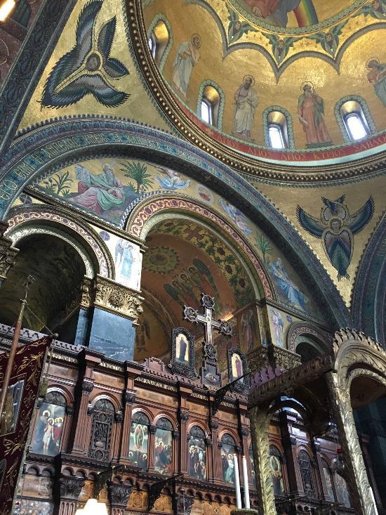 St Sophia's Cathedral, London - Tripadvisor