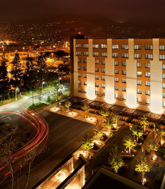 Los Angeles Marriott Burbank Airport Ca Hotel Reviews