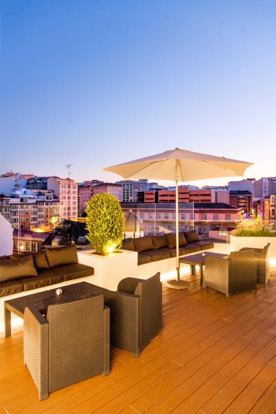 Hotel Plaza Coruna