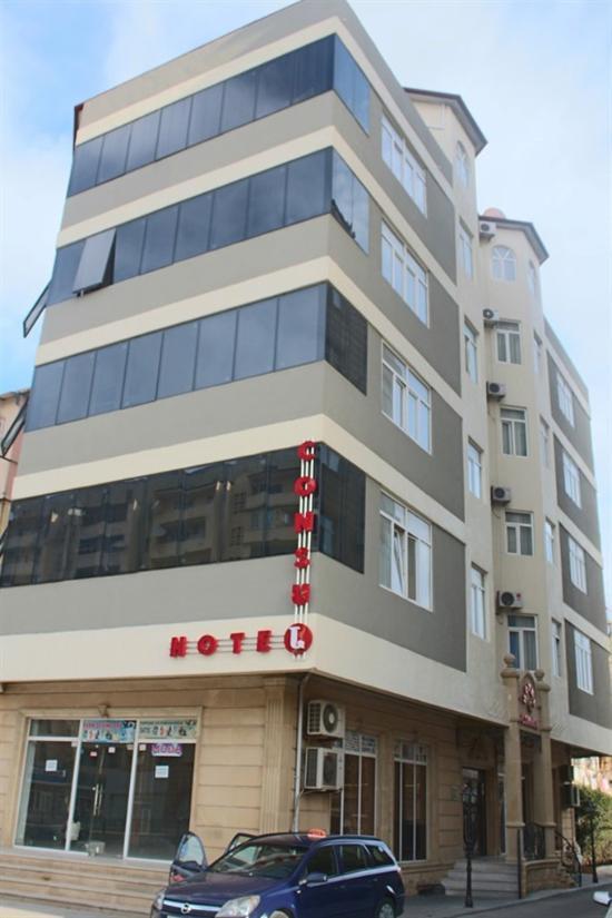 Отель Консул