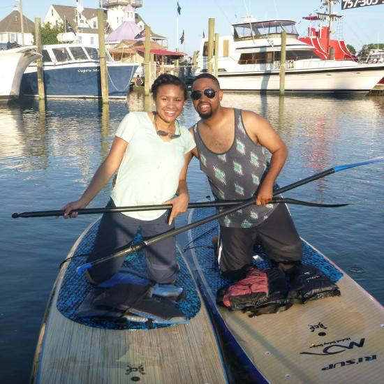 Great Places Eat Virginia Beach: Rudee Inlet Stand Up Paddle (Virginia Beach): Top Tips