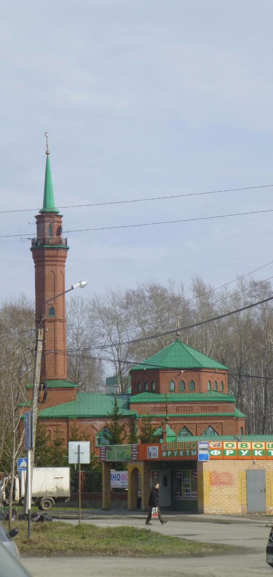 Mosque Sabr