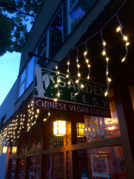 Garden Fresh Chinese Vegetarian Cuisine Palo Alto Menu Prices Restaurant Reviews Tripadvisor