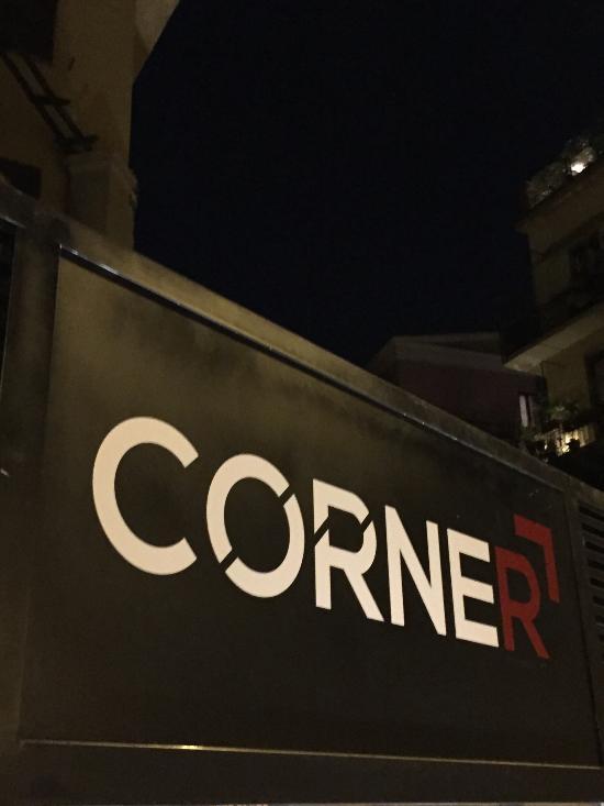 Corner parioli roma parioli ristorante recensioni for Corner via del corso roma