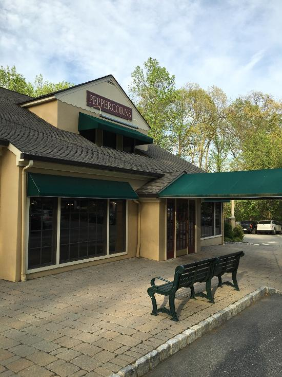 Peppercorns Restaurant Bar Park Ridge Nj
