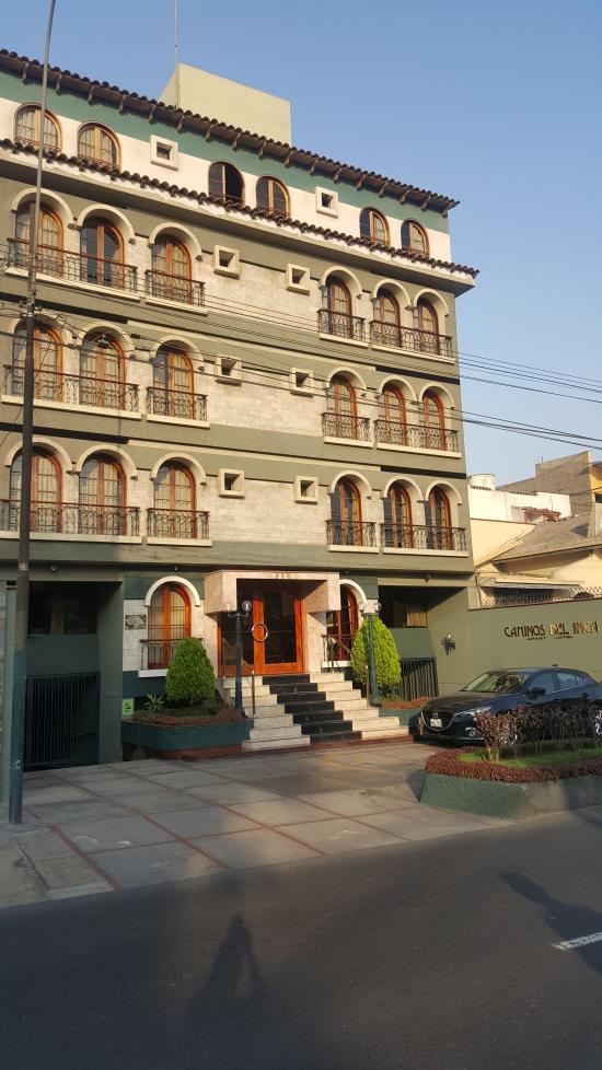 Caminos del Inca Apart Hotel