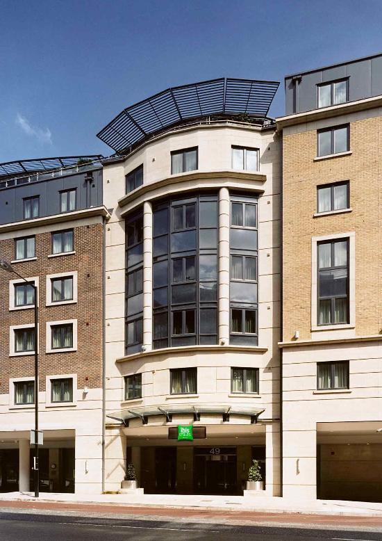 Hotel Ibis Styles London Southwark Rose London