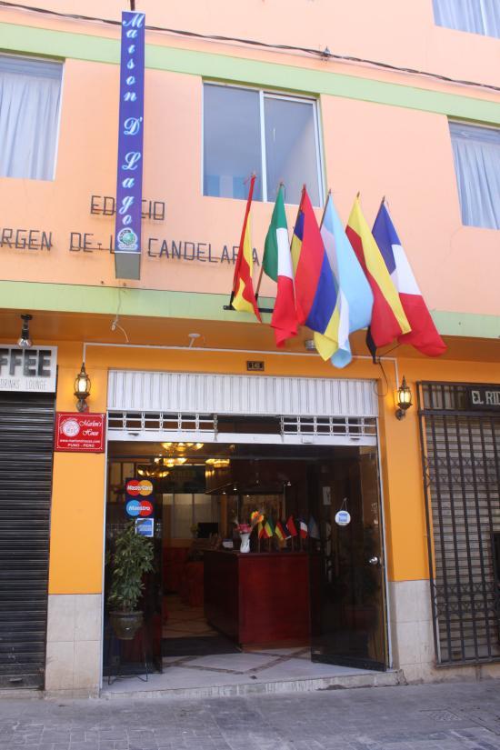 Marlon's House Puno - Peru
