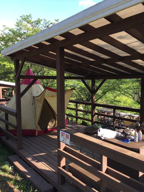 Paddington Bear Campground