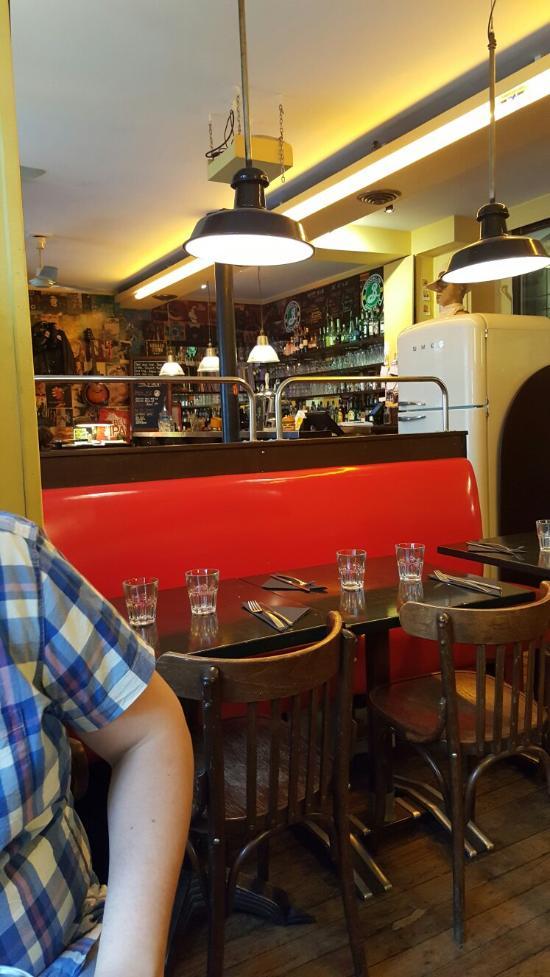 American Bistro, Paris - Bastille / Oberkampf - Restaurant Reviews ...
