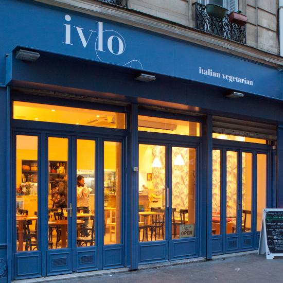 ivlo restaurant italien v g tarien paris 10e arr. Black Bedroom Furniture Sets. Home Design Ideas