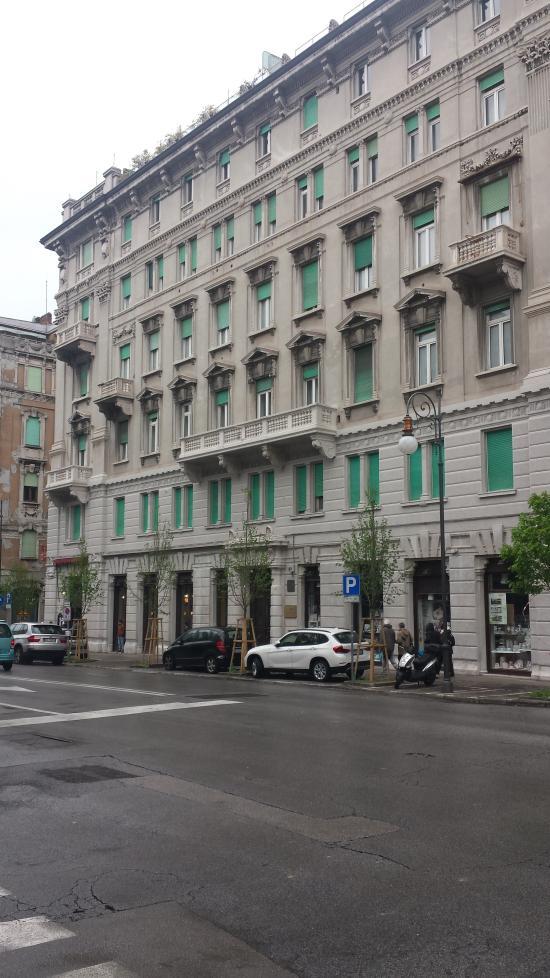 Hotel Posta Trieste Booking