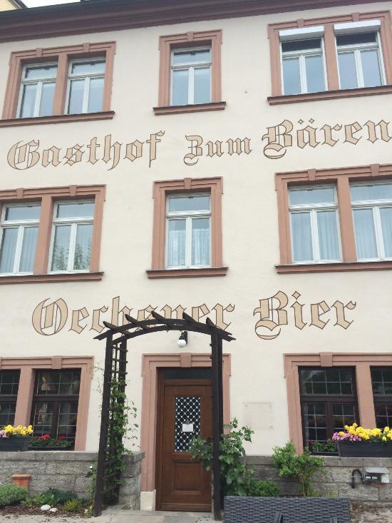 gasthof zum baren hotel restaurant ochsenfurt ab 76 bewertungen fotos preisvergleich - Ochsenfurt Hotel