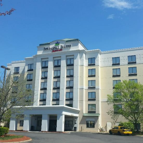 SpringHill Suites Boston Peabody