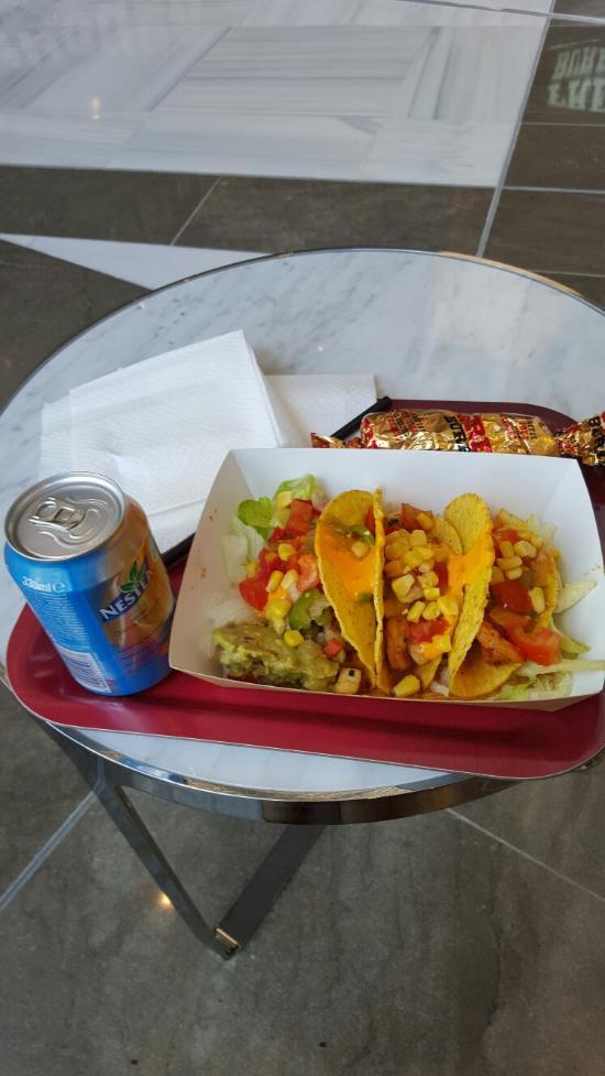 Restaurant Burritos Lille