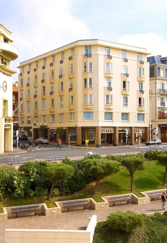比亞里茨中心廣場飯店