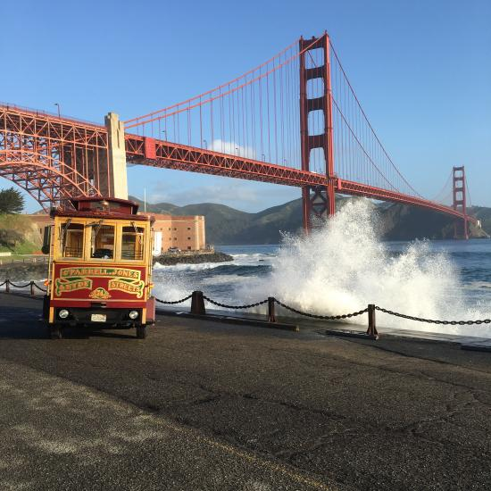 Hornblower Classic Cable Cars (San Francisco, CA): Top
