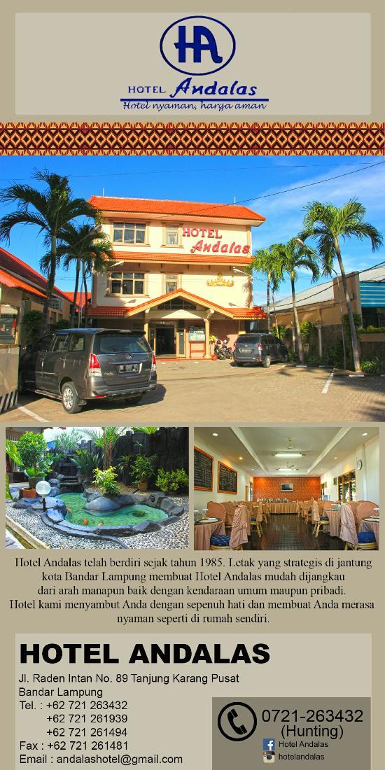 hotel andalas prices inn reviews lampung bandar lampung rh tripadvisor com