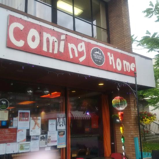 Coming Home Cafe New Westminster