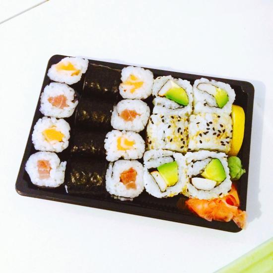 restaurant leo sushi dans oullins avec cuisine japonaise. Black Bedroom Furniture Sets. Home Design Ideas