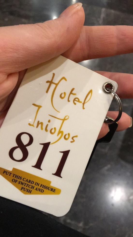 이니오호스 호텔