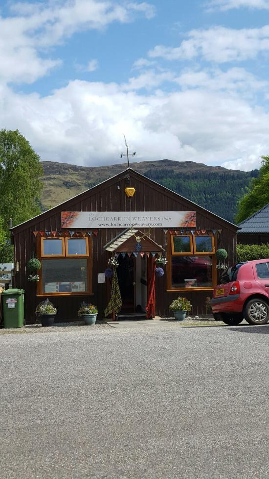 Things To Do in The Lochcarron Weavers Shop, Restaurants in The Lochcarron Weavers Shop