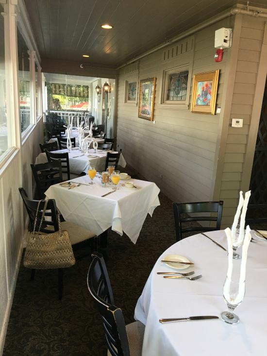 Fairhope Inn Restaurant Menu