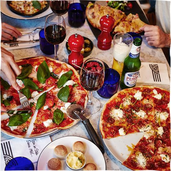 Pizza Express Oxted 153 155 Station Road East Updated