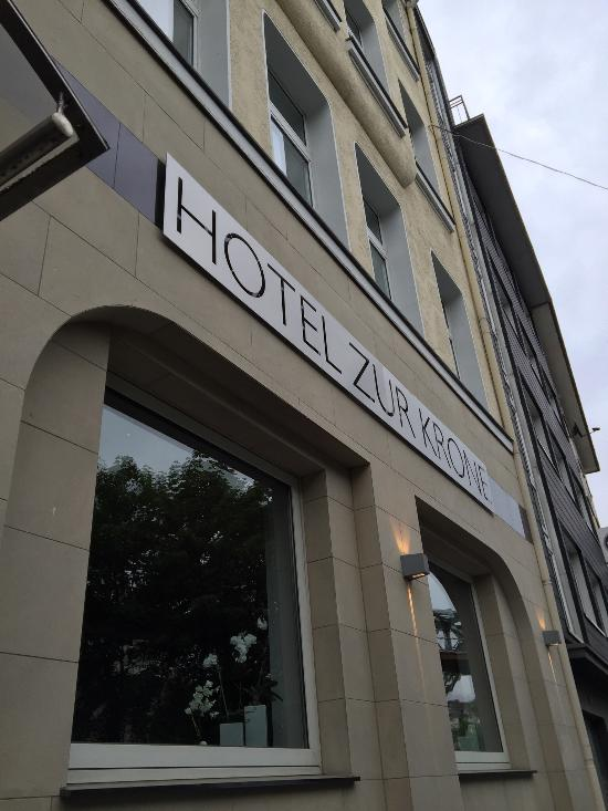 Hotel amical wuppertal recenze a srovn n cen for Amical hotel
