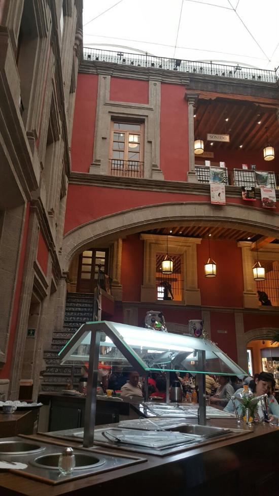 Sanborns condes de xala mexico city centro hist rico for Sanborns restaurant mexico
