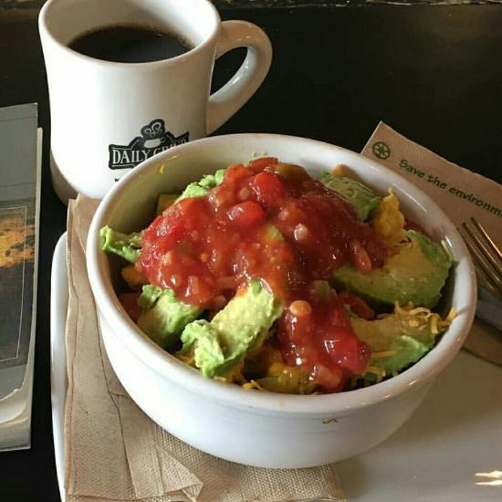 Daily Grind Cafe New Philadelphia Ohio
