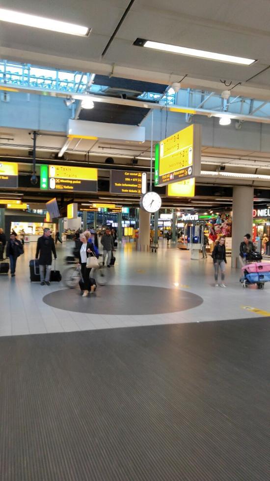FlyTaxi Amsterdam