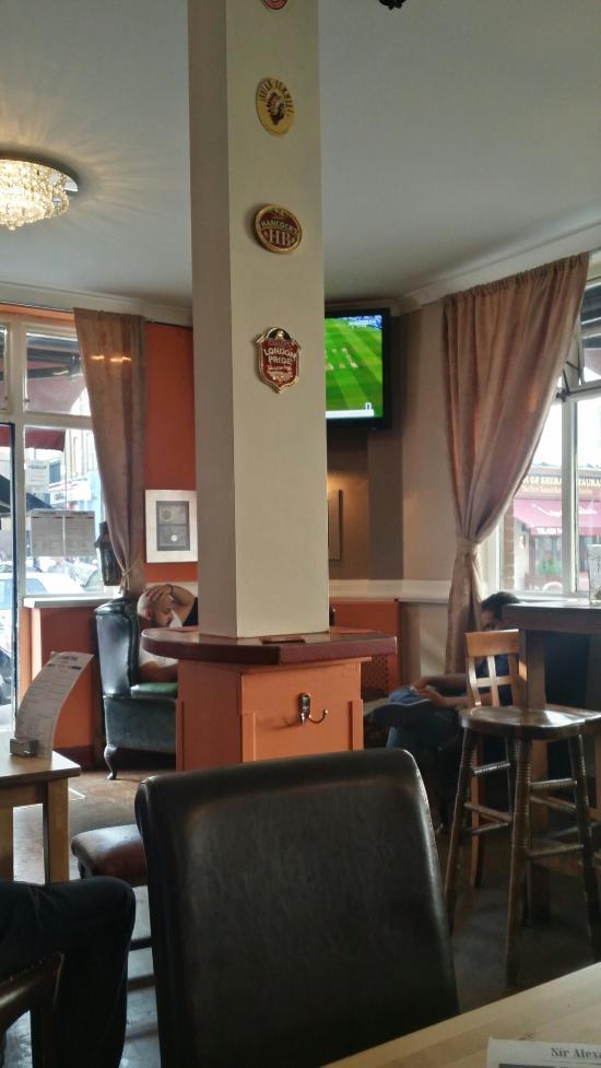 The Sir Alexander Fleming, London   Restaurant Reviews, Phone Number U0026  Photos   TripAdvisor
