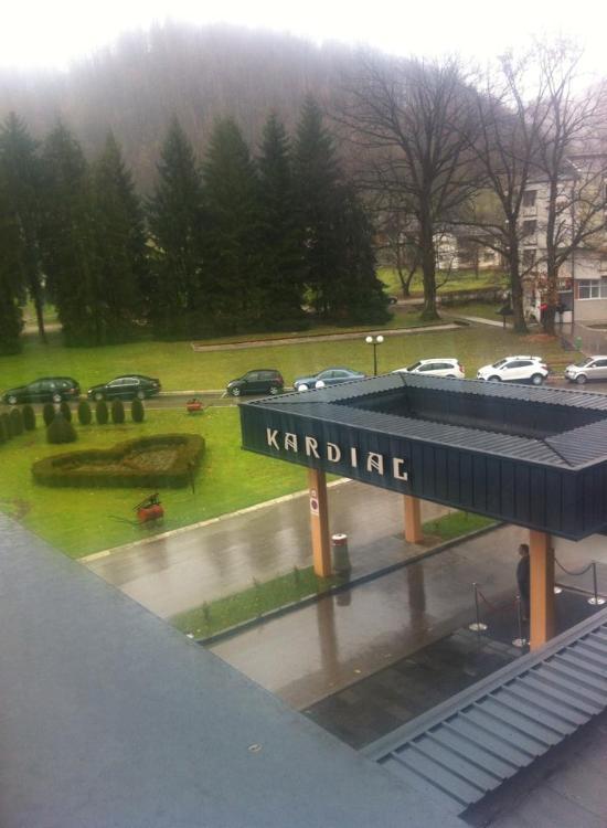 Hotel SPA Kardial Banja Vrucica
