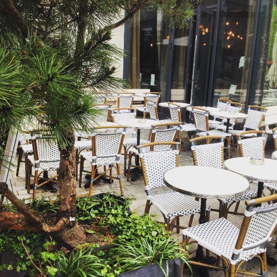 Restaurant Terrasse Boulogne Billancourt