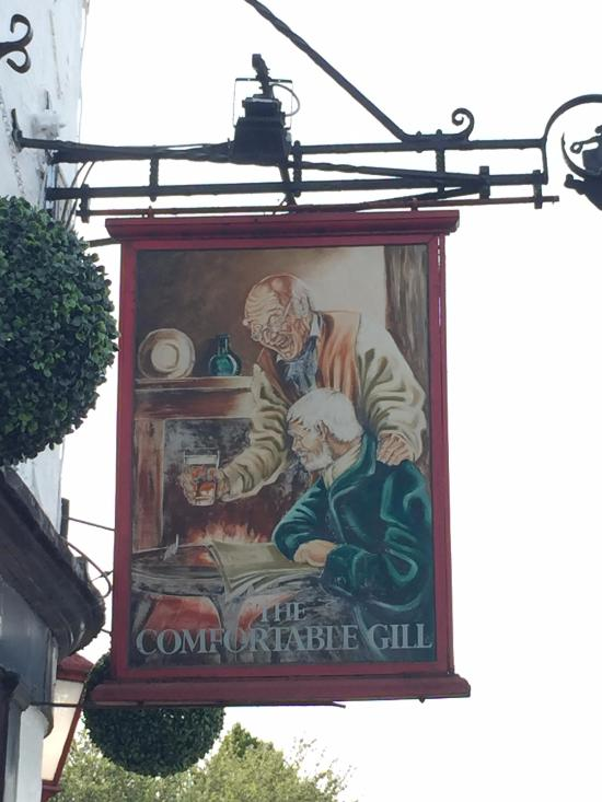 The Comfortable Gill Inn