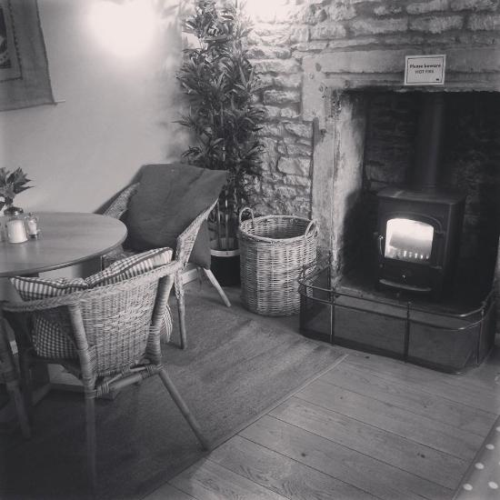 Black Cat Cafe Northleach