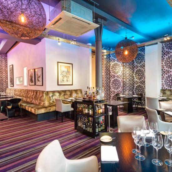Restaurant Reviews Photos: Purnell's, Birmingham