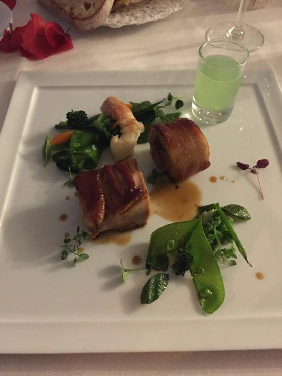 Quattro Passi Restaurant Relais