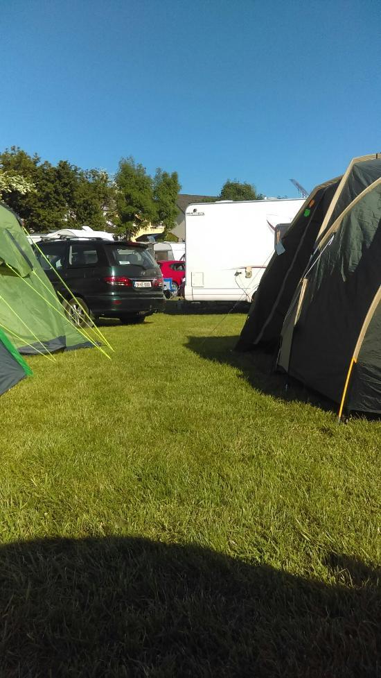 Killarney Flesk Caravan & Camping Park