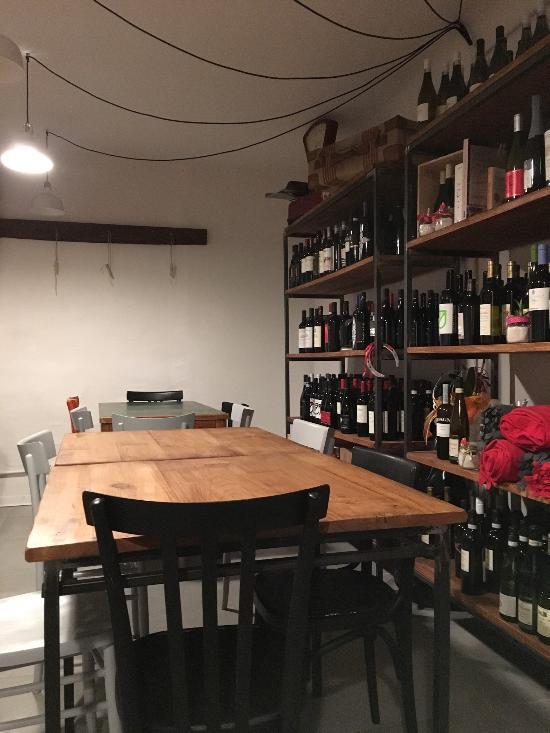 Il bugigattolo ancona ristorante recensioni numero di telefono foto tripadvisor - Ristorante il giardino ancona ...