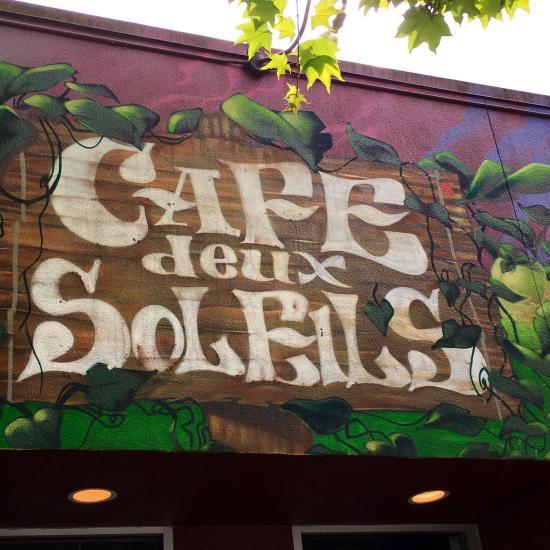 Cafe Deux Soleils Vancouver Commercial Drive
