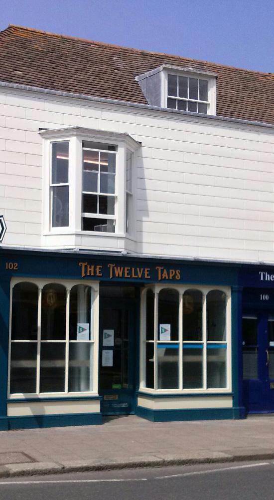 The Twelve Taps